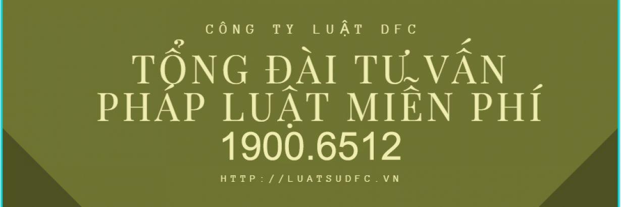 Công Ty Tư Vấn Luật DFC