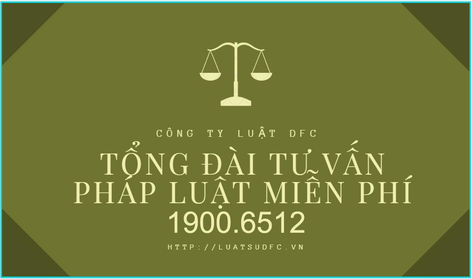 Luật sư tư vấn Luật Đất đai - 19006512
