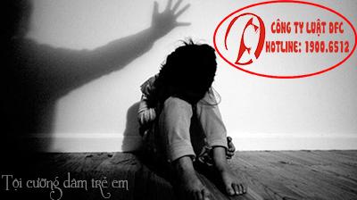 Tội cưỡng dâm trẻ em