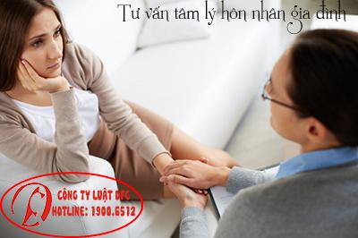 Tư vấn tâm lý hôn nhân và gia đình miễn phí 19006512
